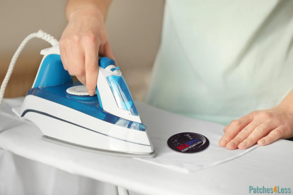 How To Iron On Your New Patch
