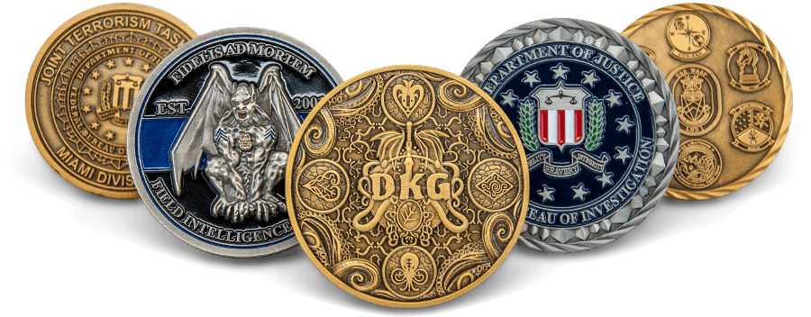 Selecting Your Challenge Coins Supplier