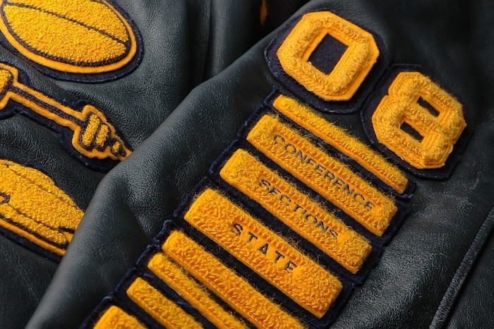 Back to School: The Iconic Letter Patch