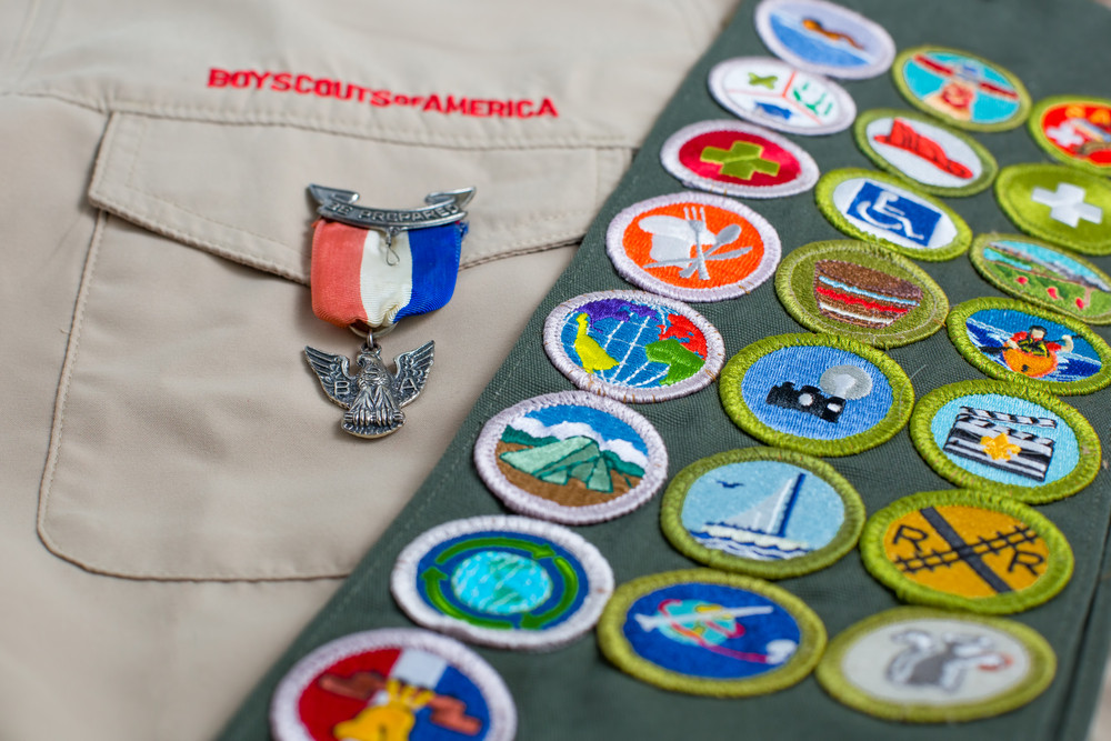 Boy Scout Patches Made Easy!