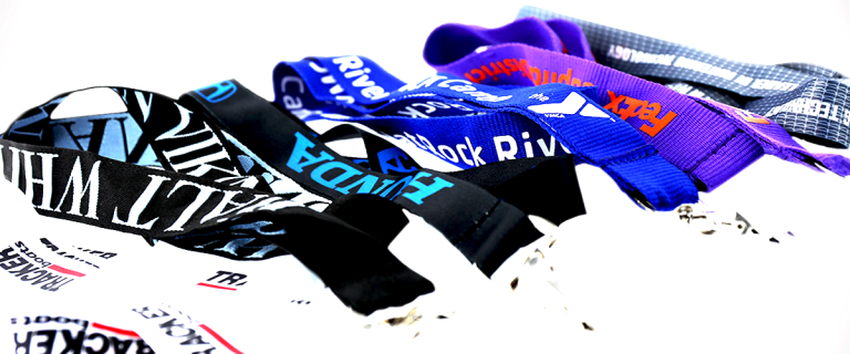 Custom Lanyards for Promotional Events