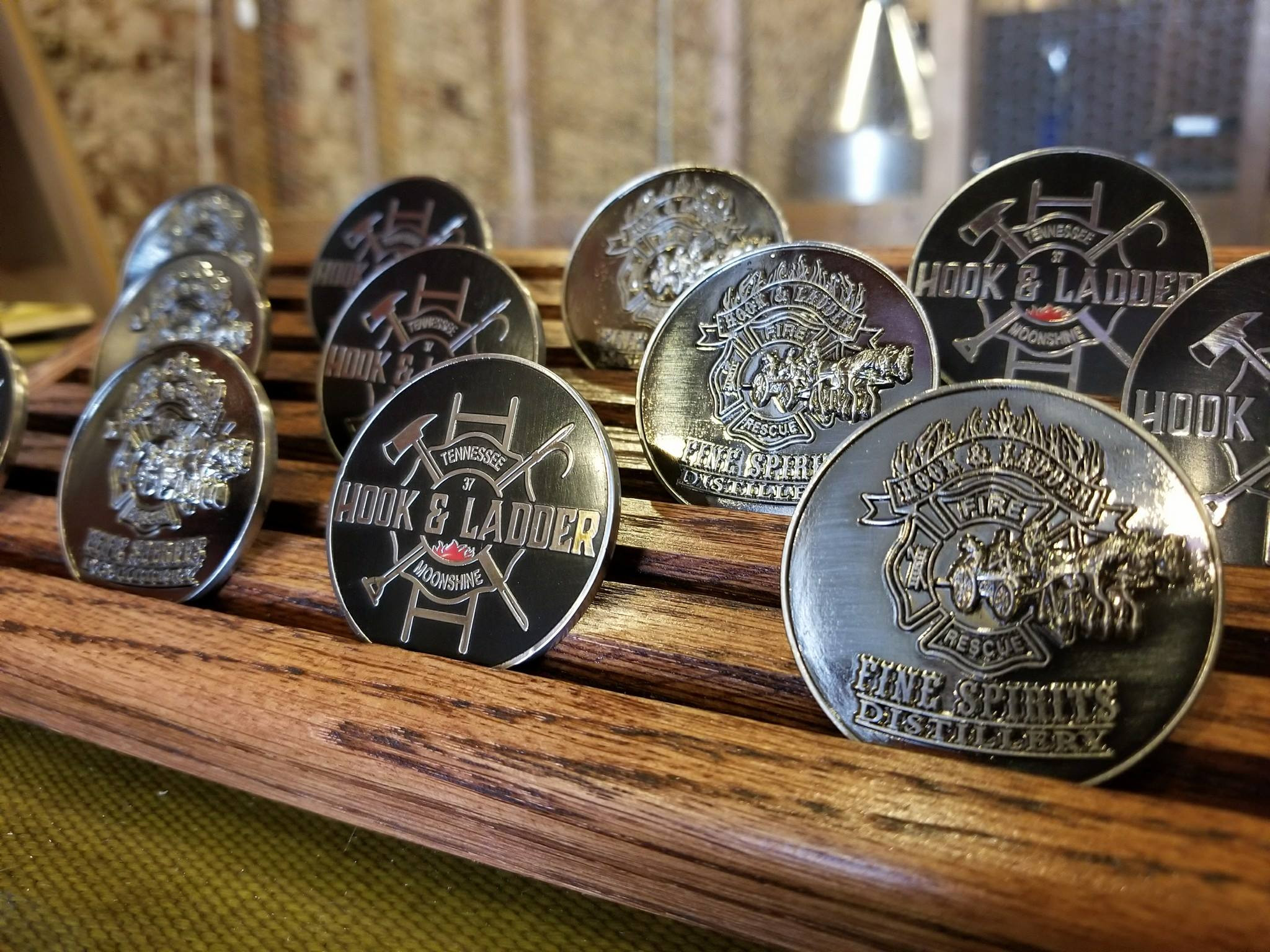 The History of Challenge Coins - From Rome to Racing