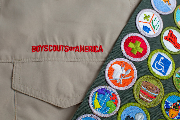 Traditional Patches & Merit Badges