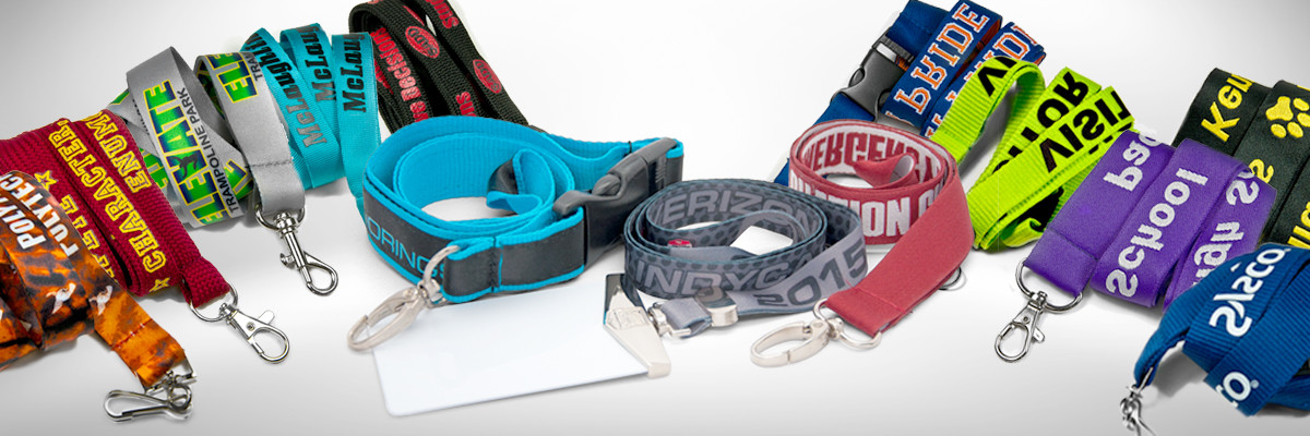 Why Custom Lanyards are the Perfect Promotional Product