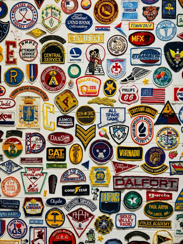 Make Your Mark! Promote Your Brand With Custom Patches