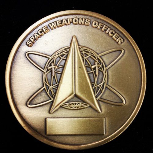 NASA Shines with Challenge Coins