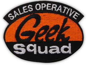 geek squad patch